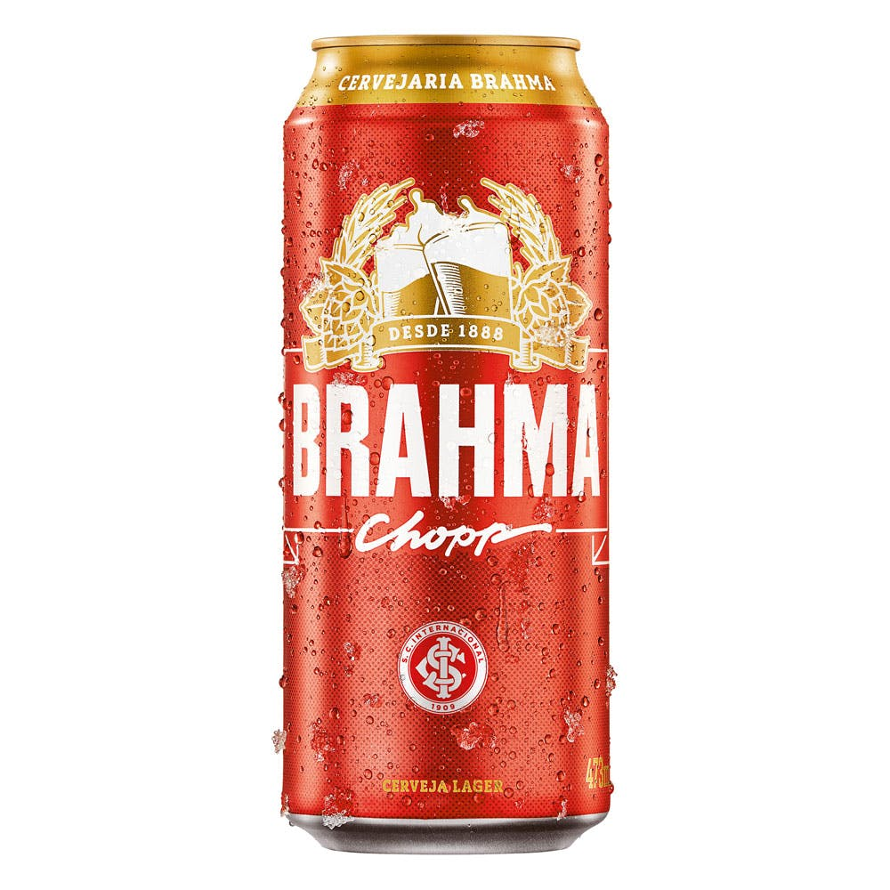 Brahma Chopp Internacional 473ml