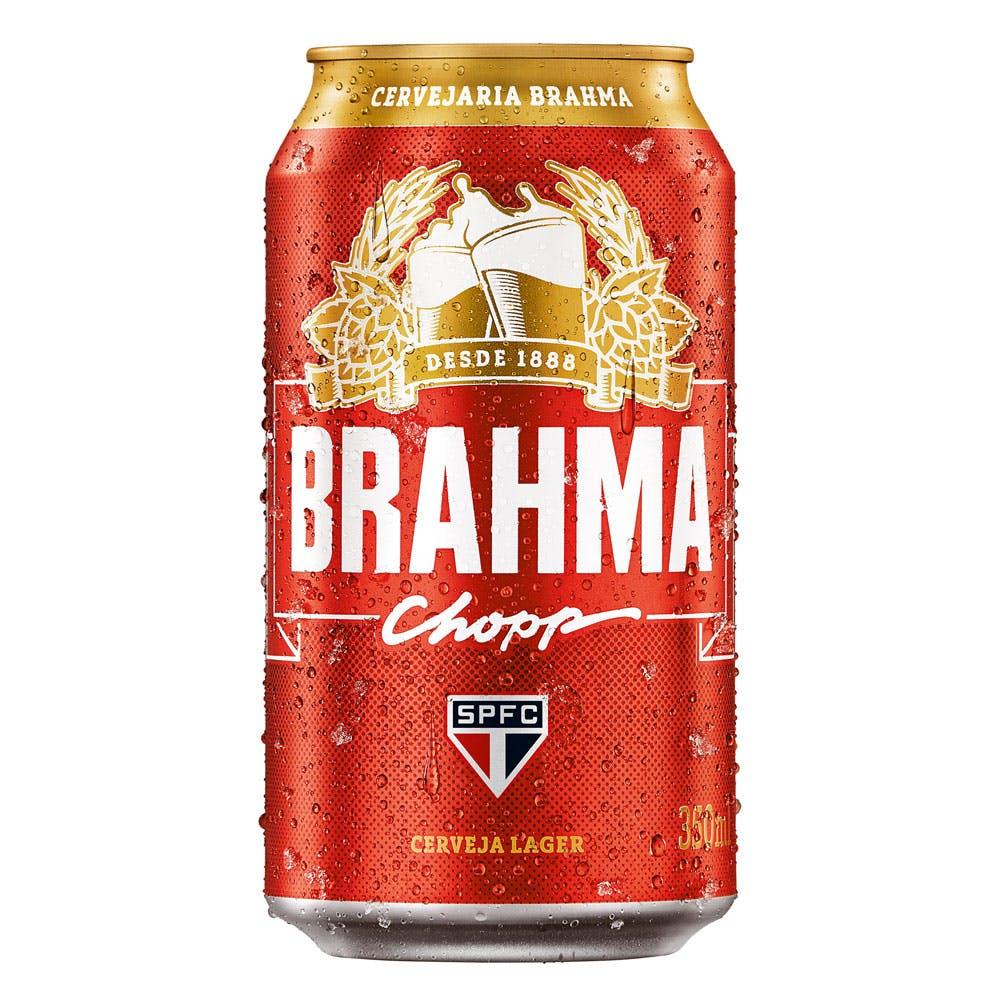 Brahma Chopp São Paulo 350ml