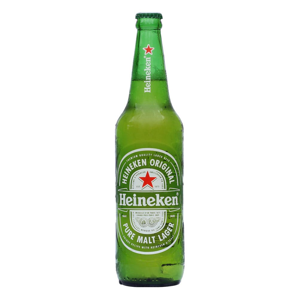 Heineken 600ml | Apenas o Líquido