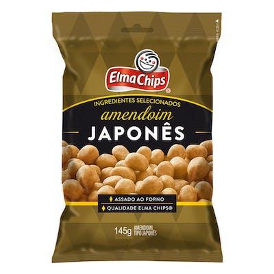 Amendoim Japonês Elma Chips 145g
