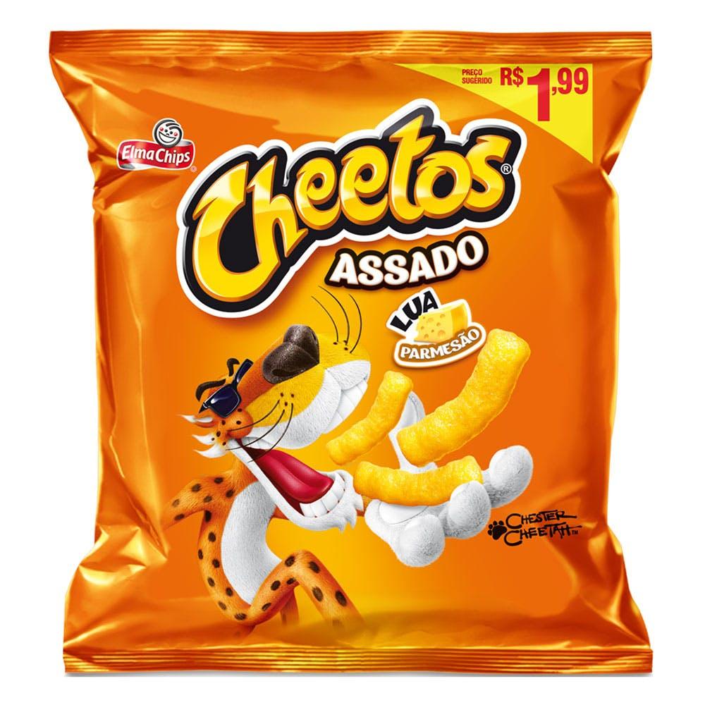 Cheetos Lua Sabor Queijo 42g