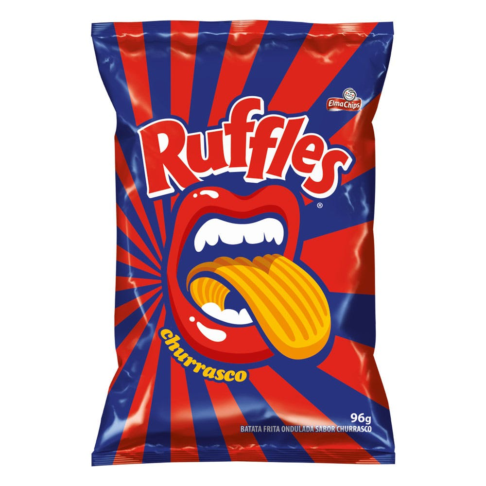 Ruffles Churrasco 96g