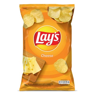 Lays Cheese 86g