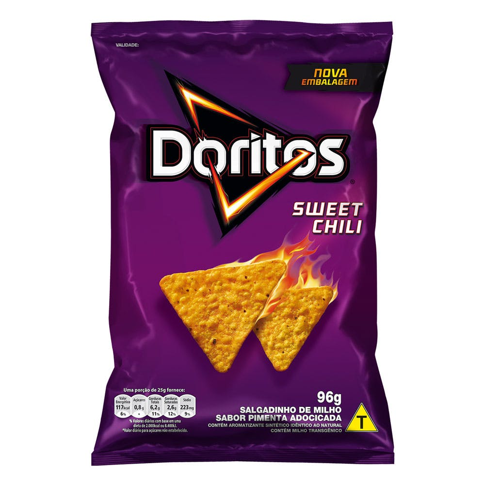 Doritos Sweet Chilli 96g