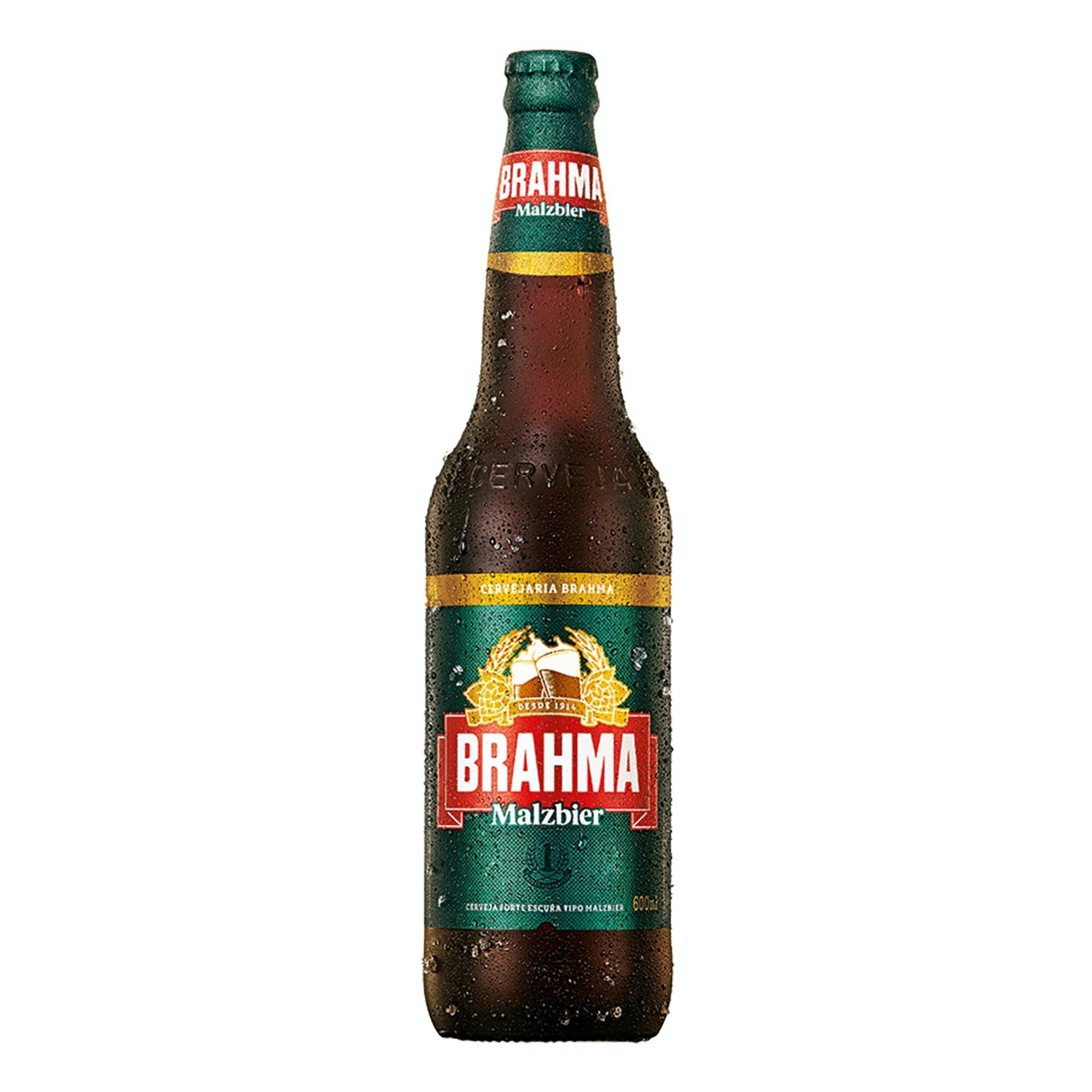 Brahma Malzbier 600ml | Vasilhame Incluso