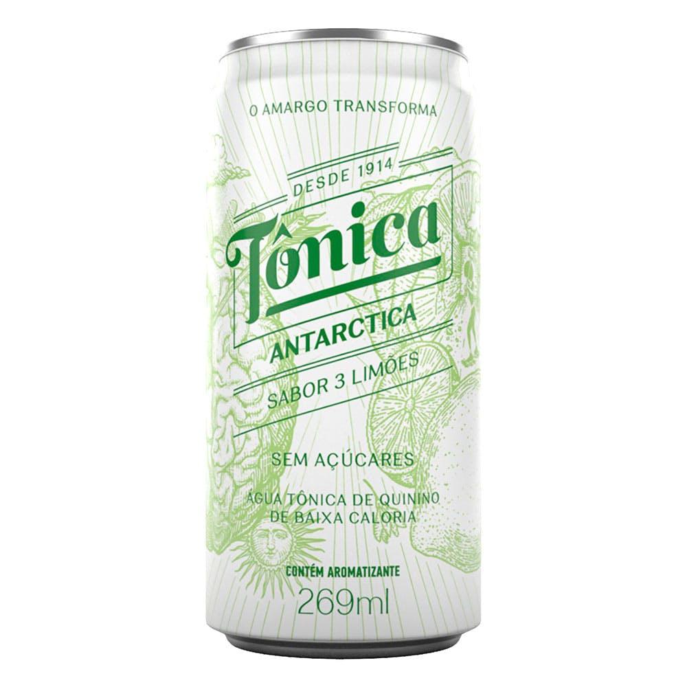 Tônica Antarctica 3 Limões 269ml