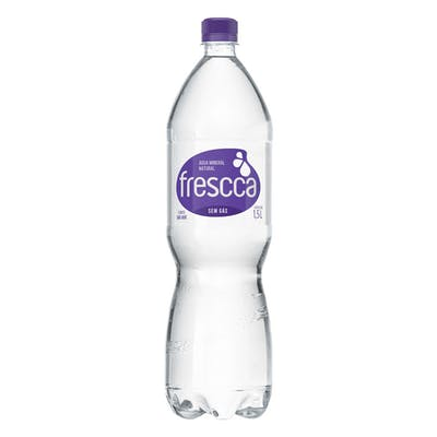 Água Sem Gás Frescca 1,5L