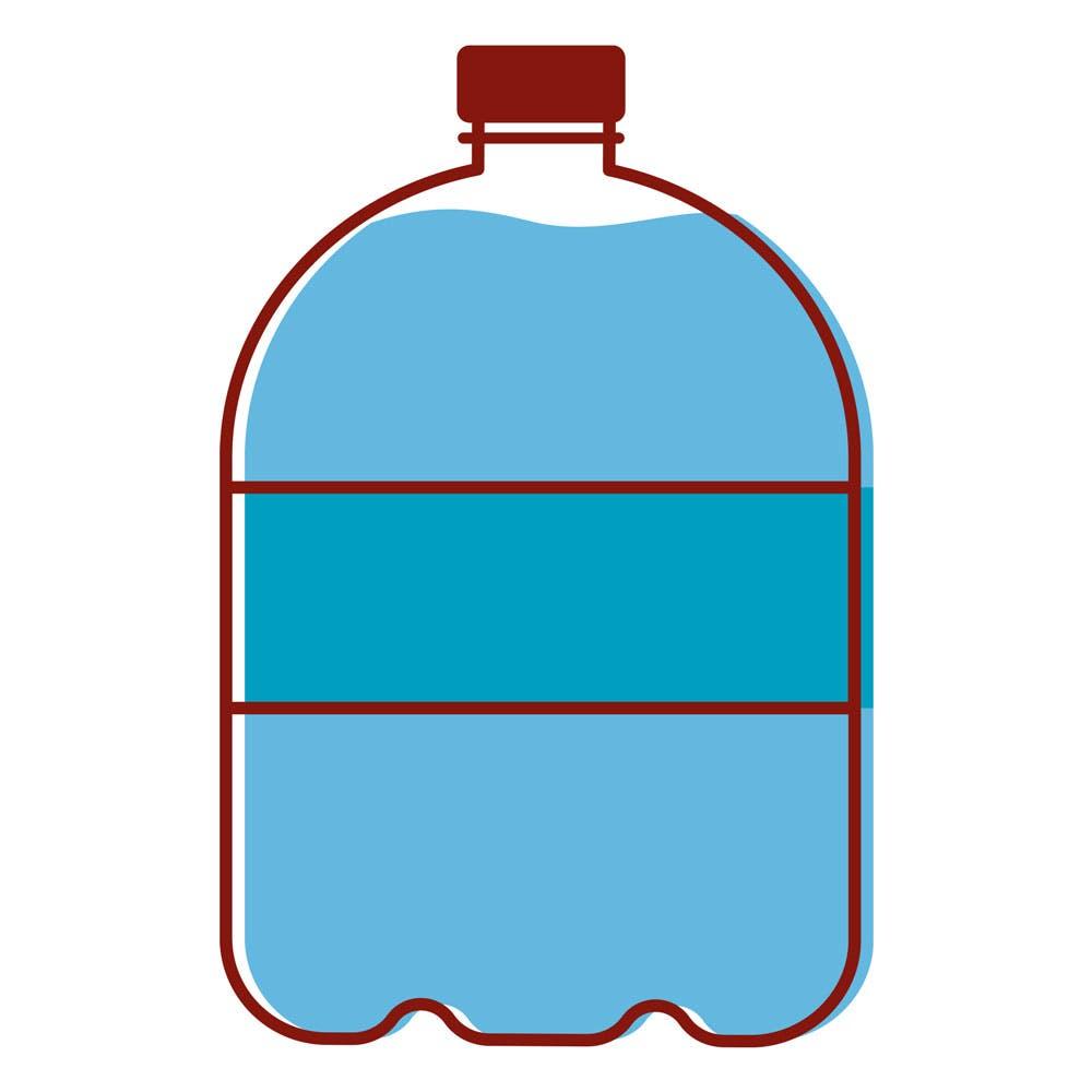 Água Sem Gás Daflora 5L