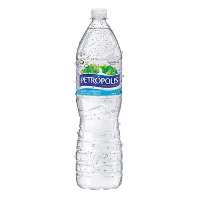 Água Sem Gás Petrópolis 1,5L