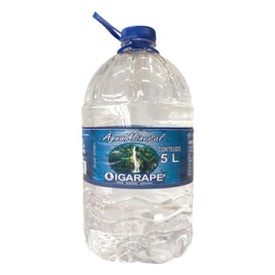 Água Sem Gás Igarapé 5L