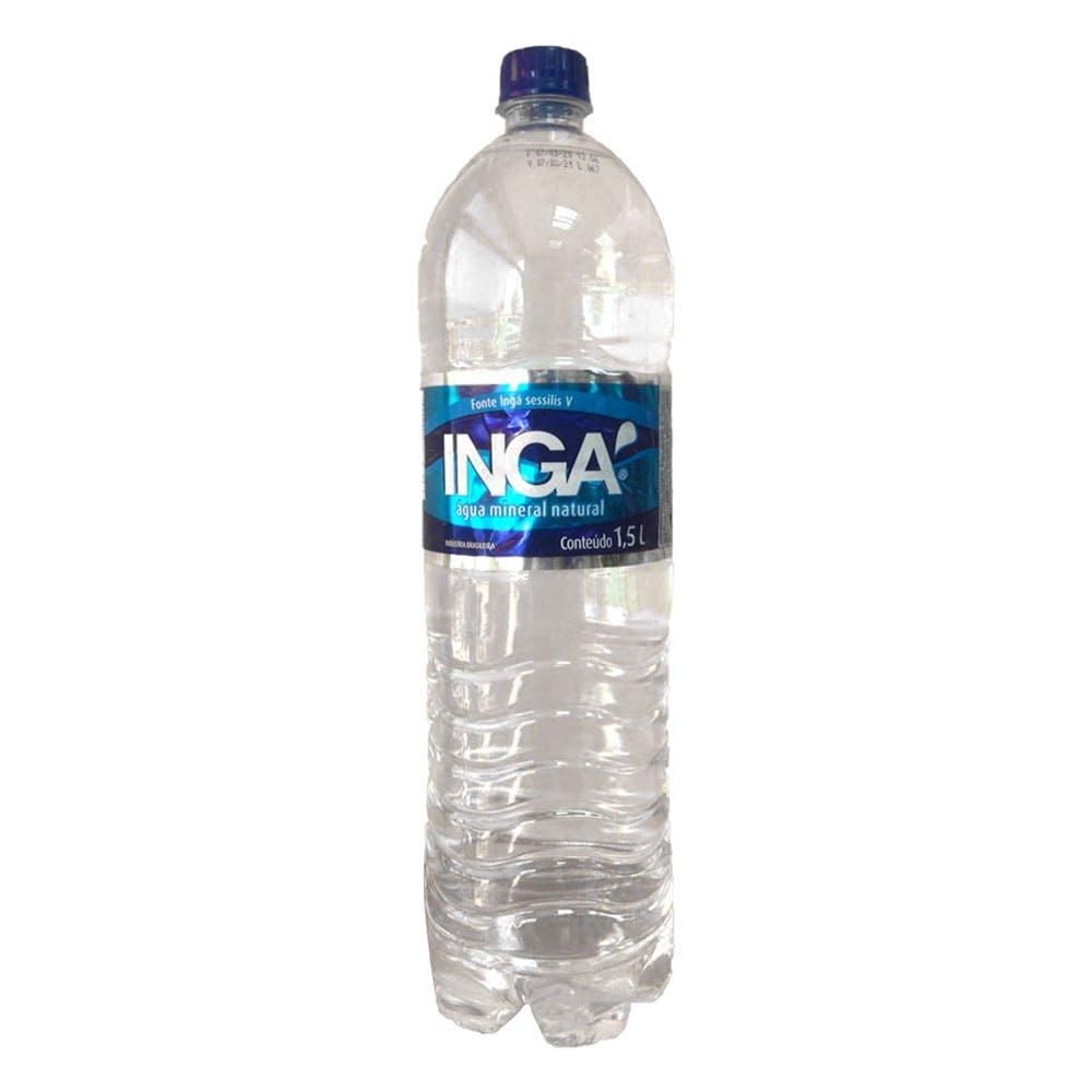 Água Sem Gás Ingá 1,5L