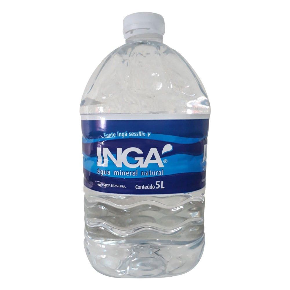Água Sem Gás Ingá 5L