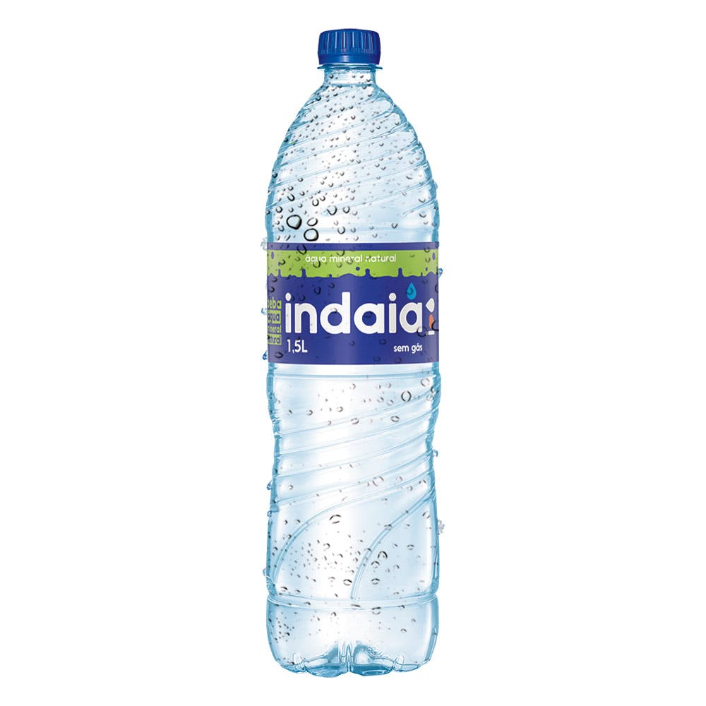 Água Sem Gás Indaiá 1,5L