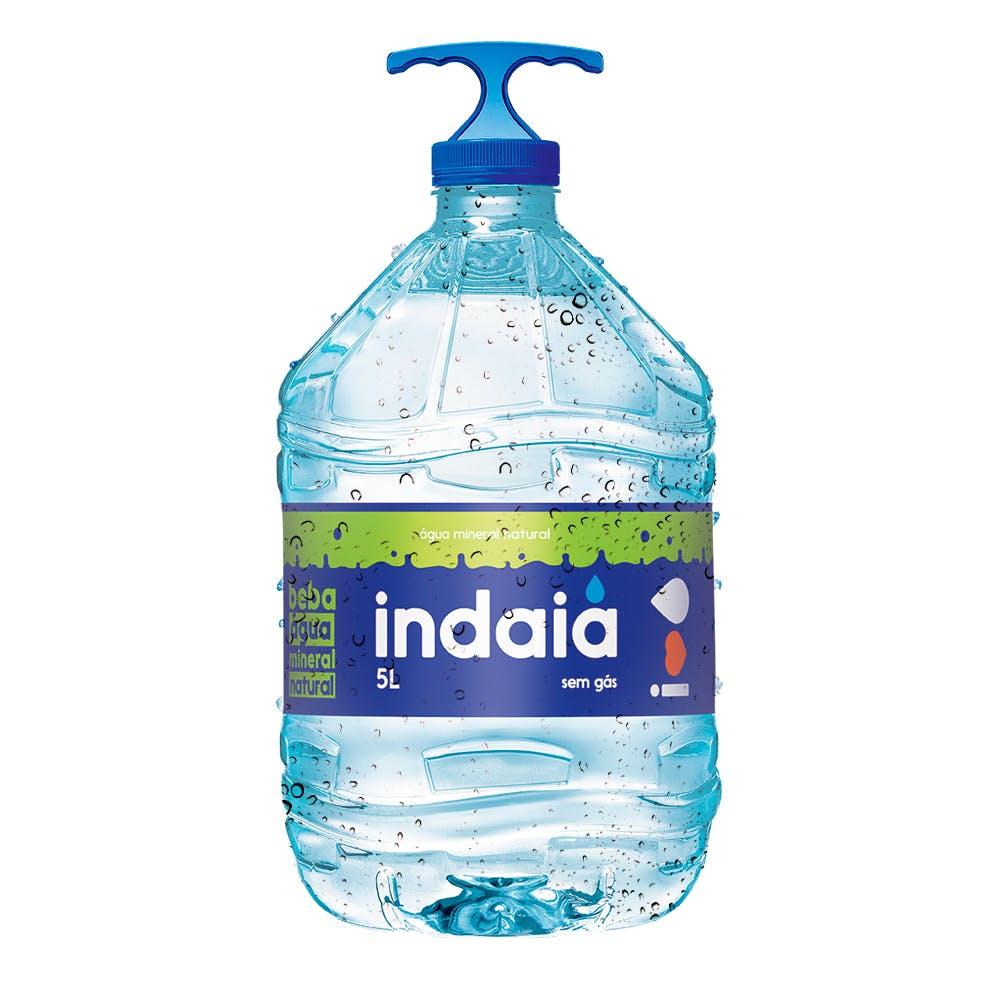 Água Sem Gás Indaiá 5L