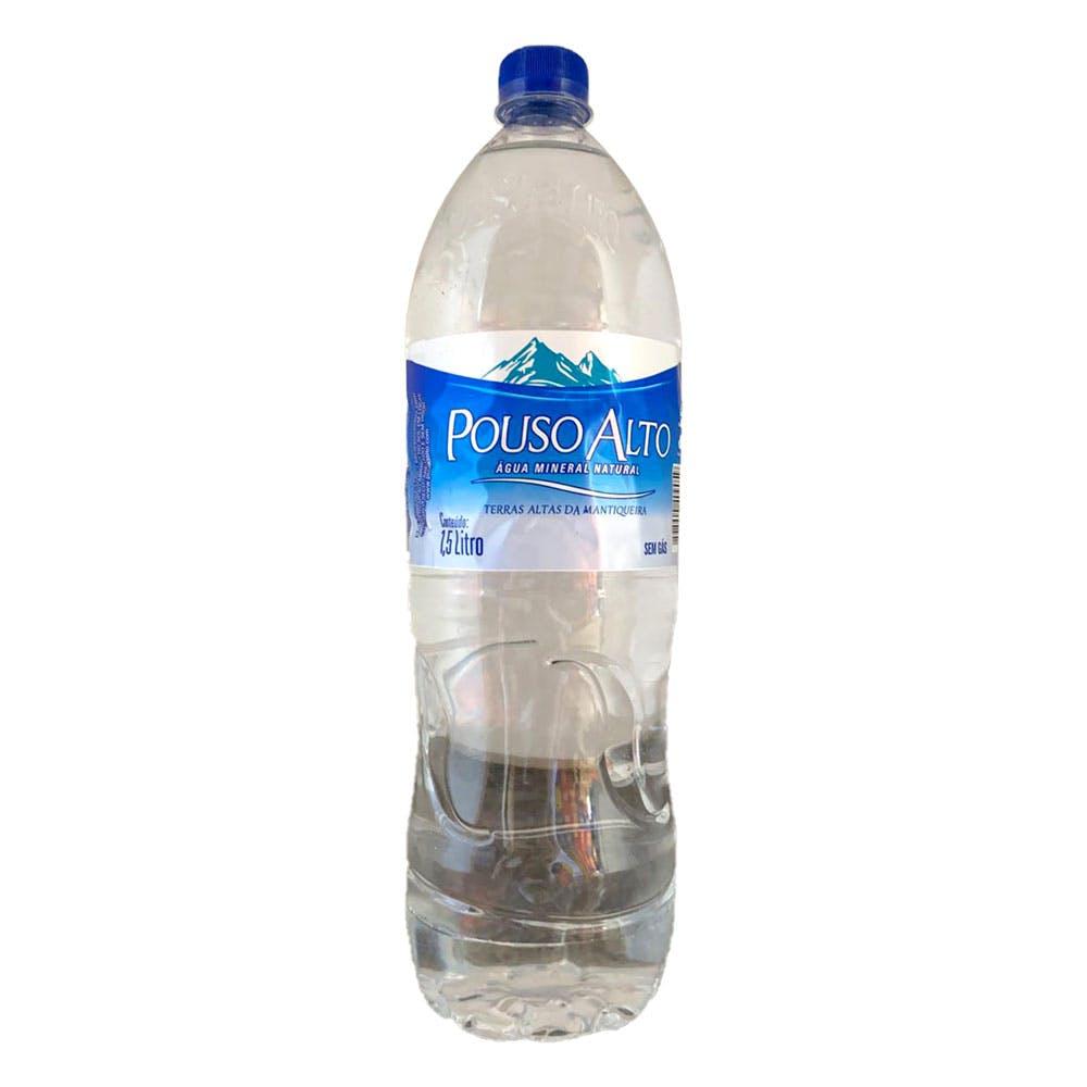 Água Sem Gás Pouso Alto 1,5L