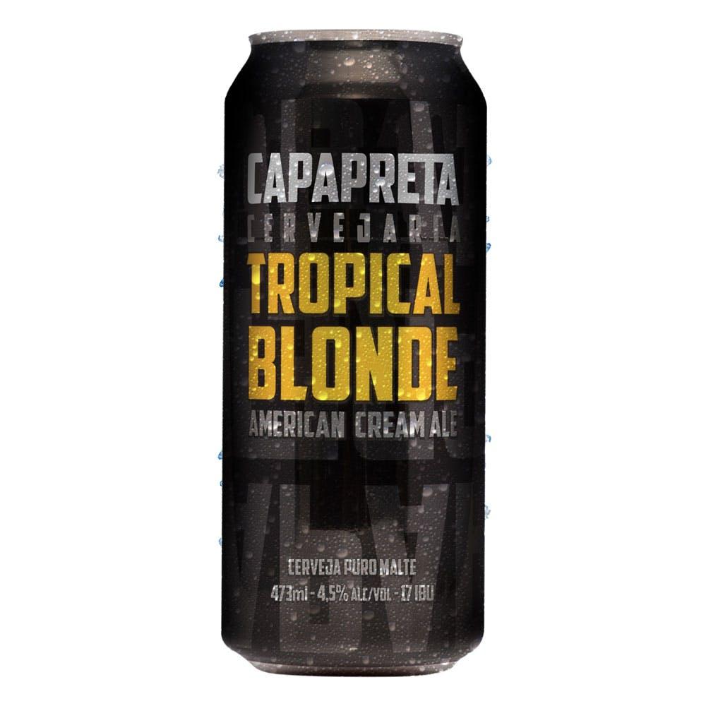 CapaPreta Tropical Blonde 473ml