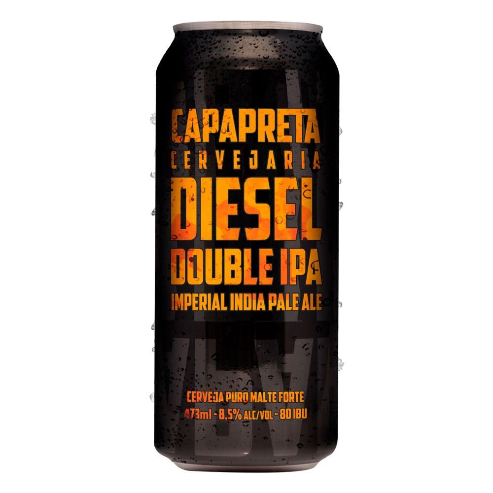CapaPreta Diesel Double IPA 473ml