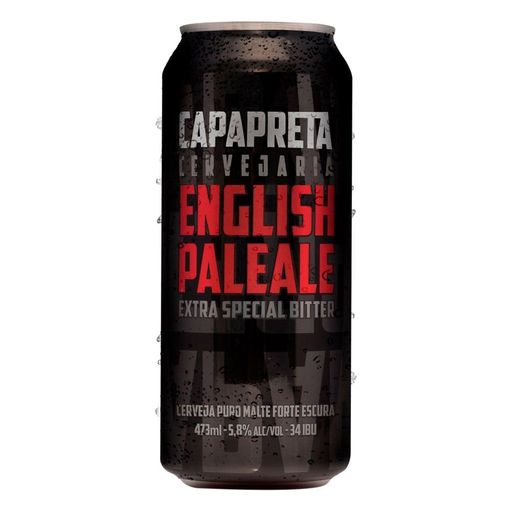 CapaPreta English Pale Ale 473ml