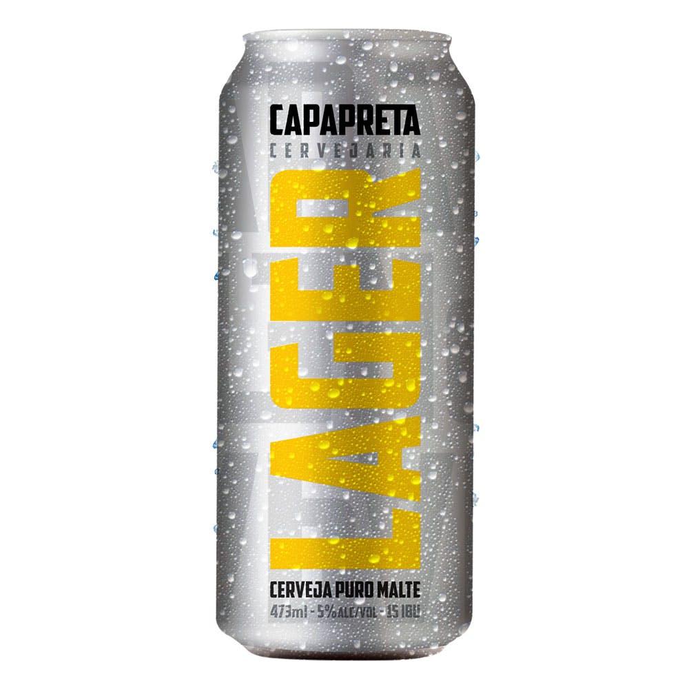 CapaPreta Lager 473ml