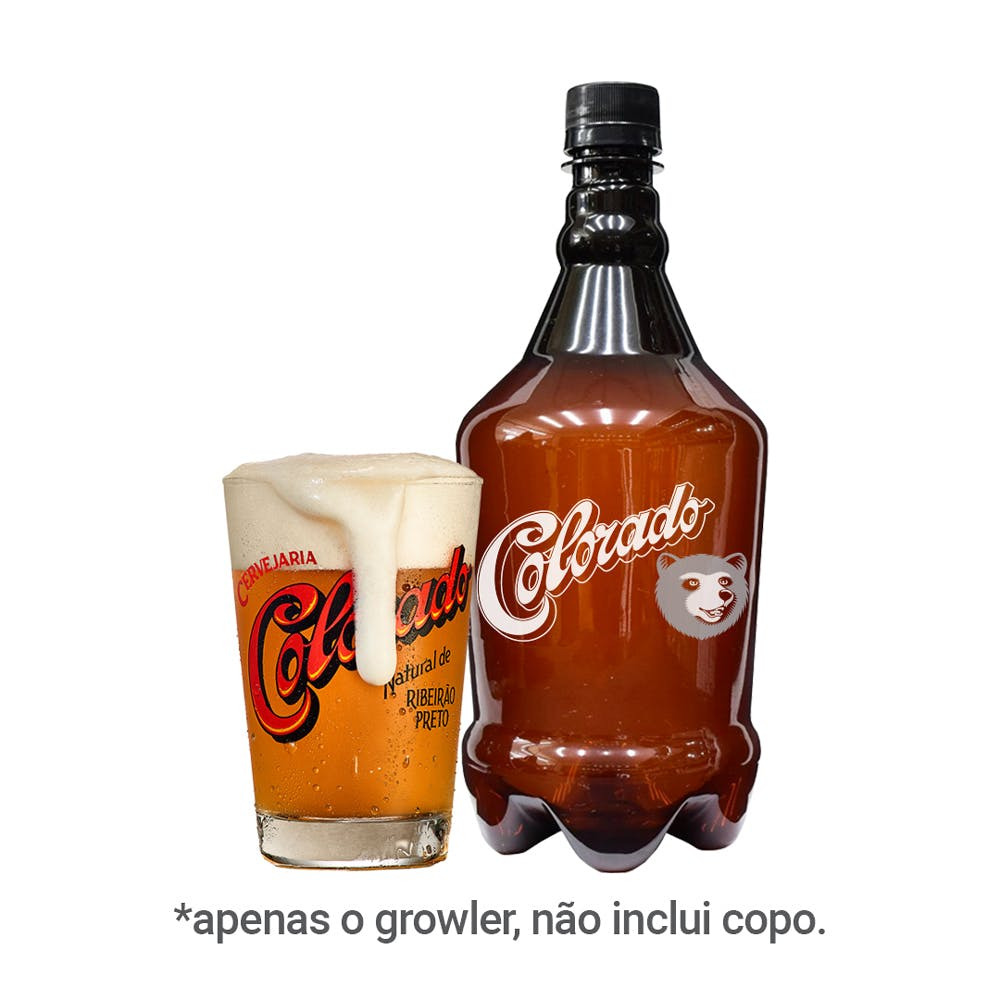 Growler Colorado Appia Pet 1L