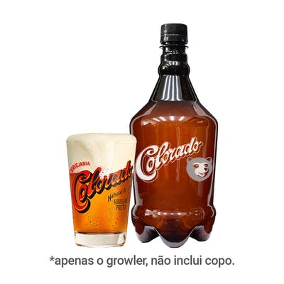 Growler Colorado Vixnu Pet 1L