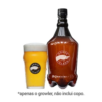 Growler Goose Island Piney Pils Pet 1L