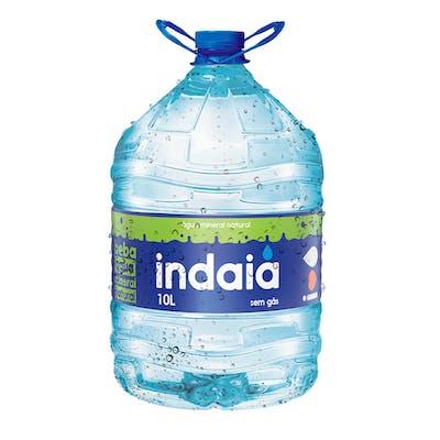Água Sem Gás Indaiá 10L