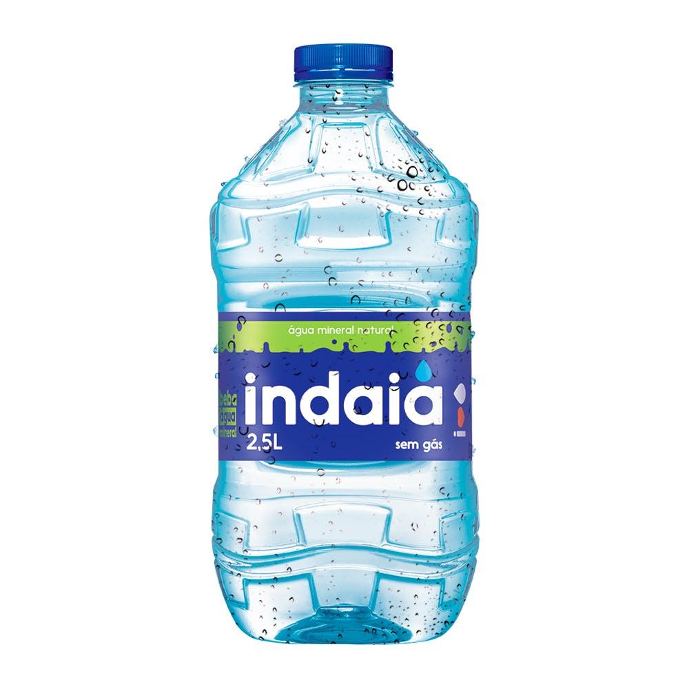 Água Sem Gás Indaiá 2,5L