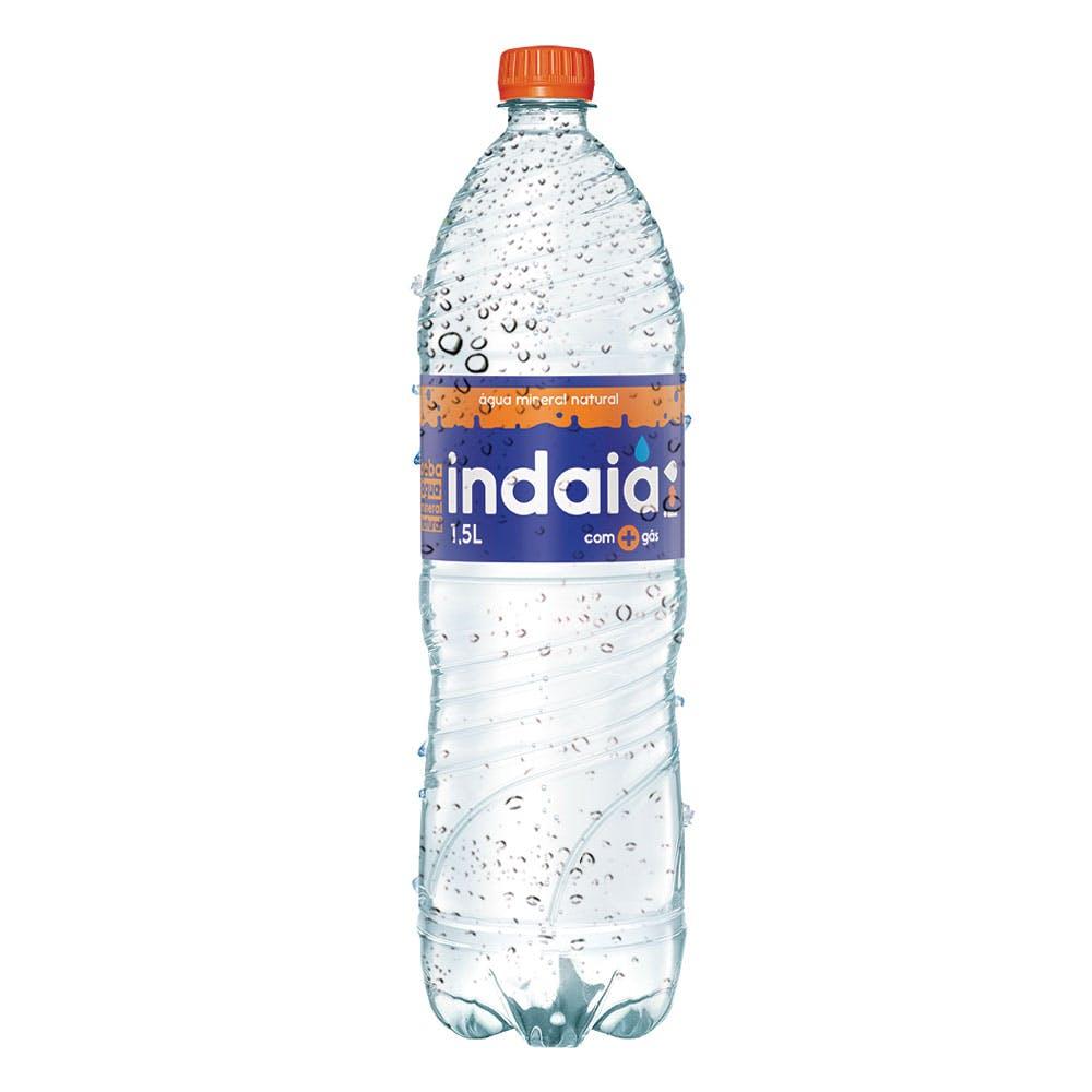 Água Com Gás Indaiá 1,5L