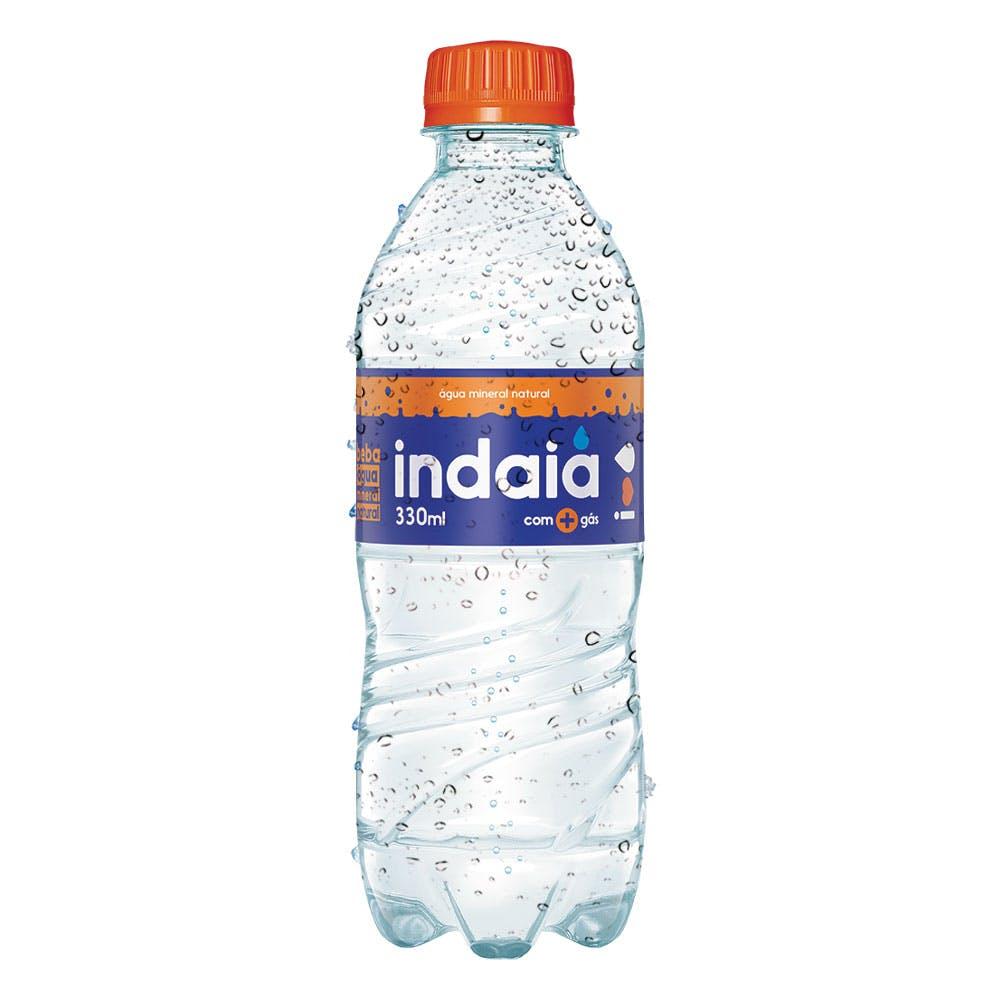 Água Com Gás Indaiá 330ml