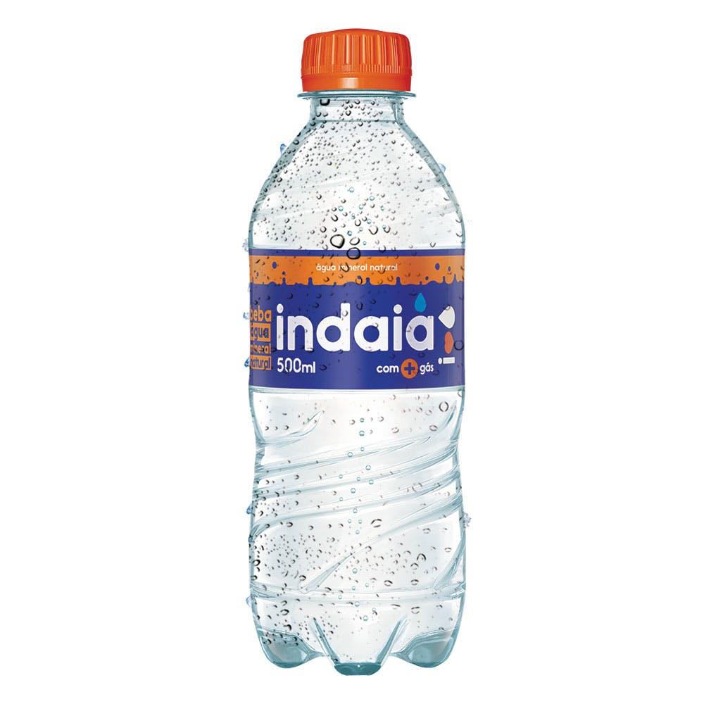 Água Com Gás Indaiá 500ml