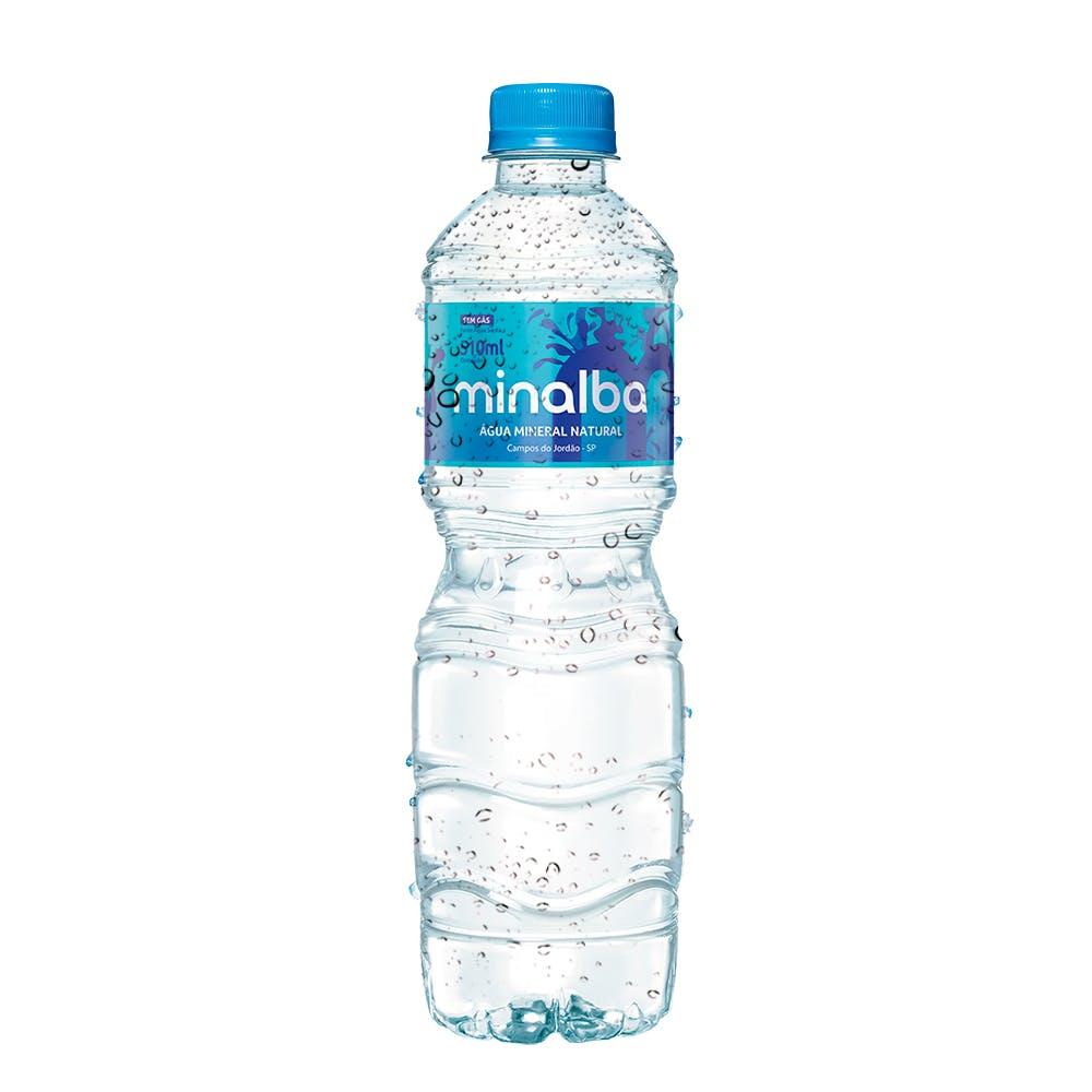 Água Sem Gás Minalba 510ml