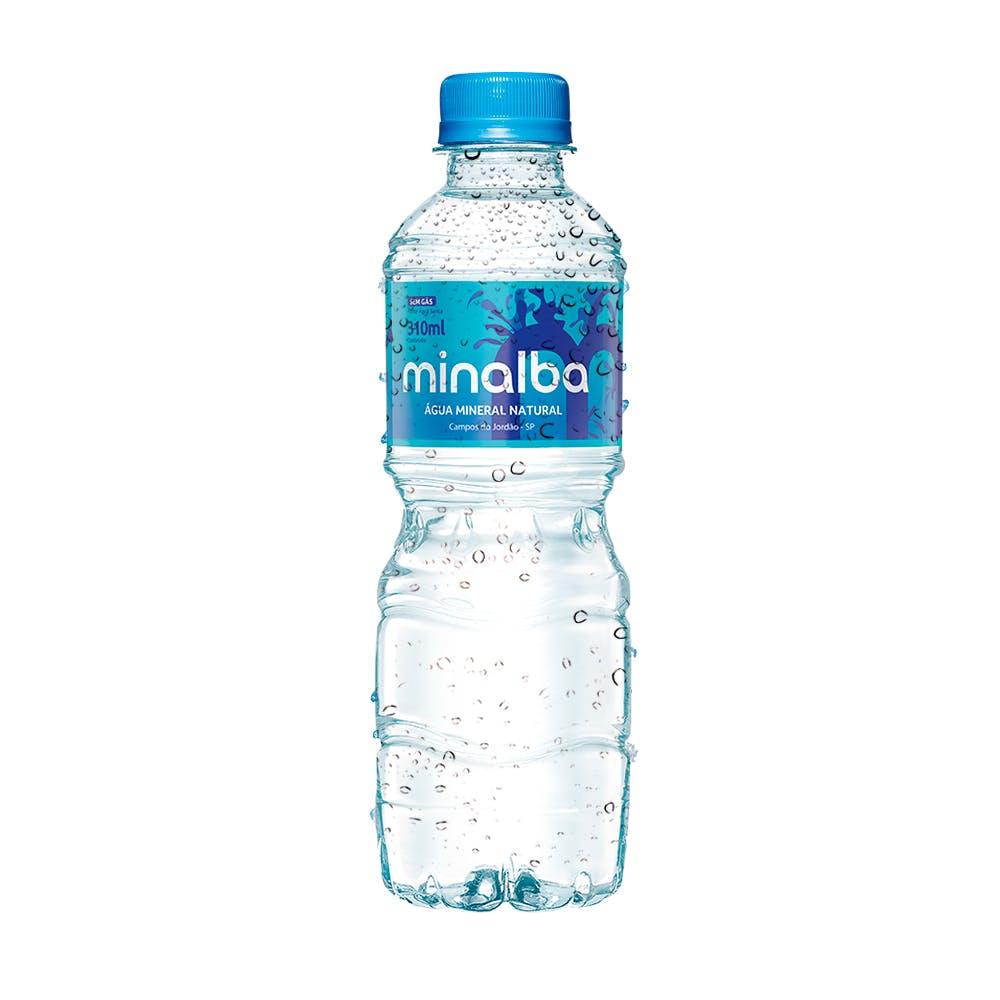 Água Sem Gás Minalba 310ml