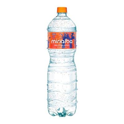 Água Com Gás Minalba 1,5L