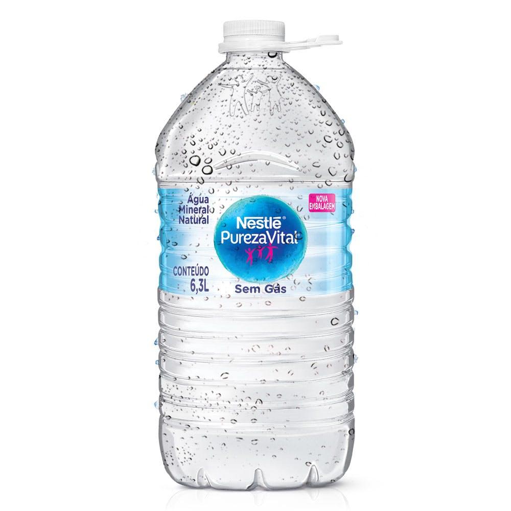 Água Sem Gás Pureza Vital 6,3L