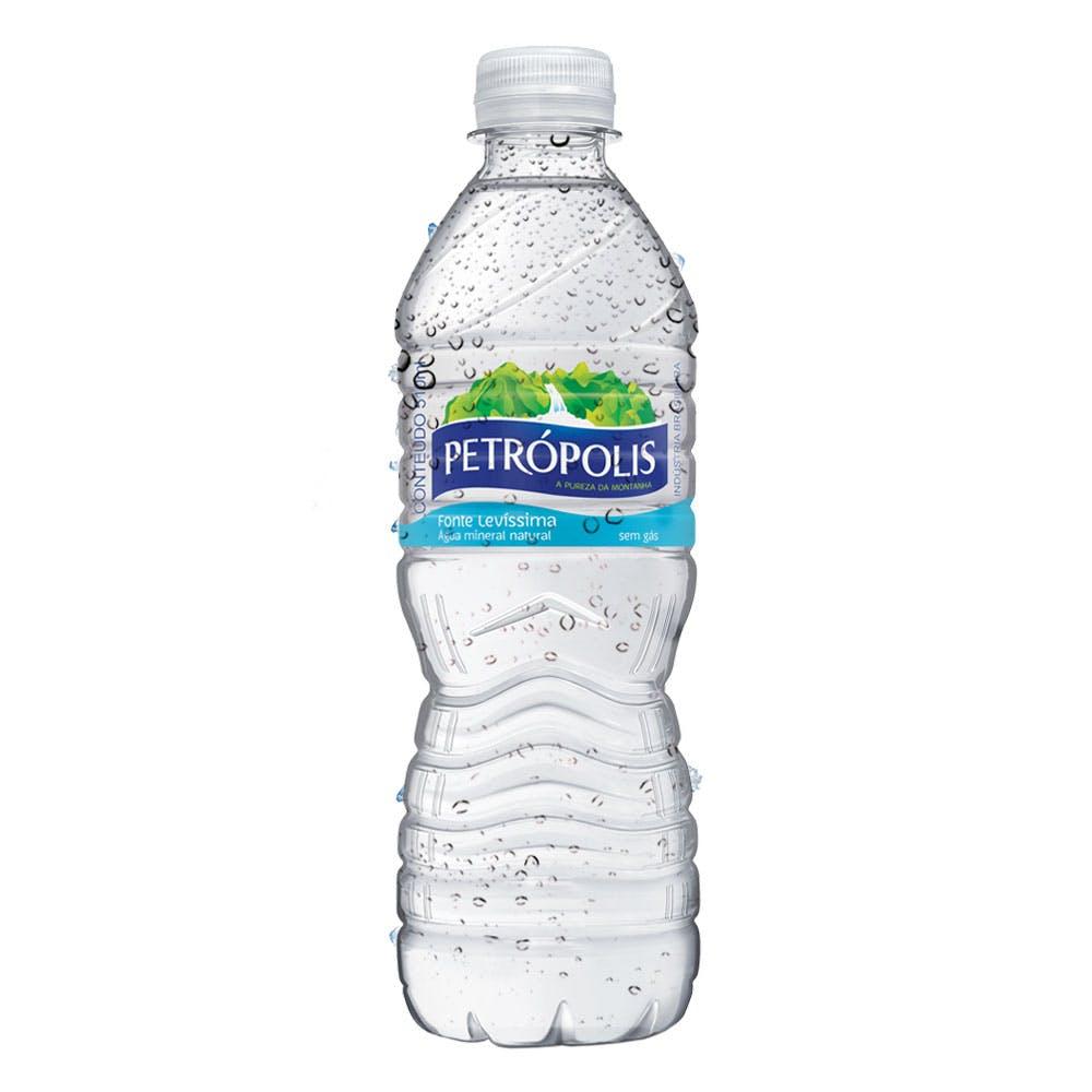 Água Sem Gás Petrópolis 510ml