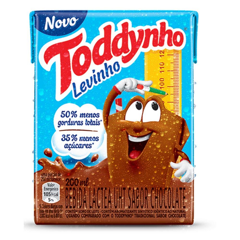 Achocolatado Toddynho Levinho 200ml
