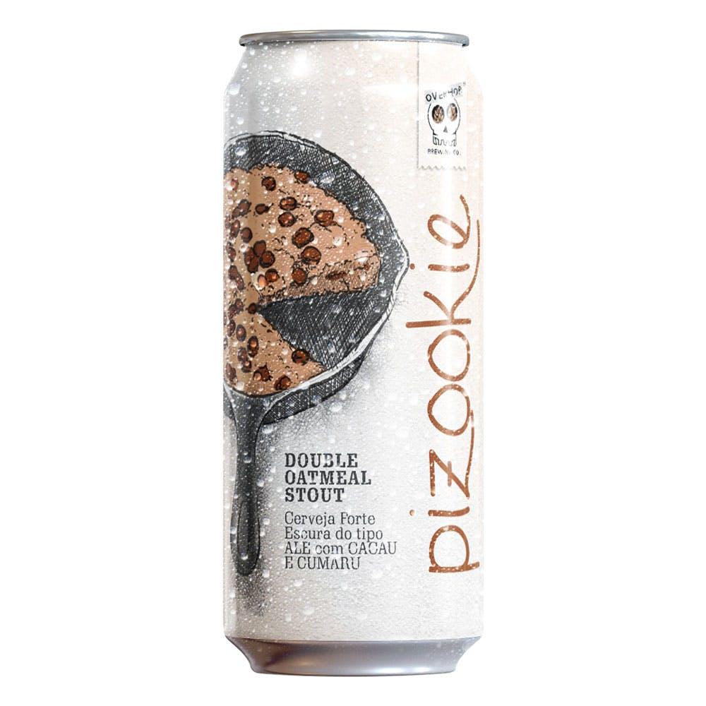 Overhop Double Oatmeal Stout 473ml