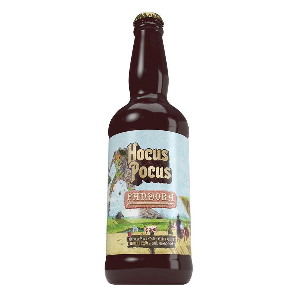 Hocus Pocus Munich Helles 500ml