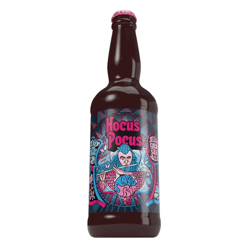 Hocus Pocus Belgian Strong Golden Ale 500ml