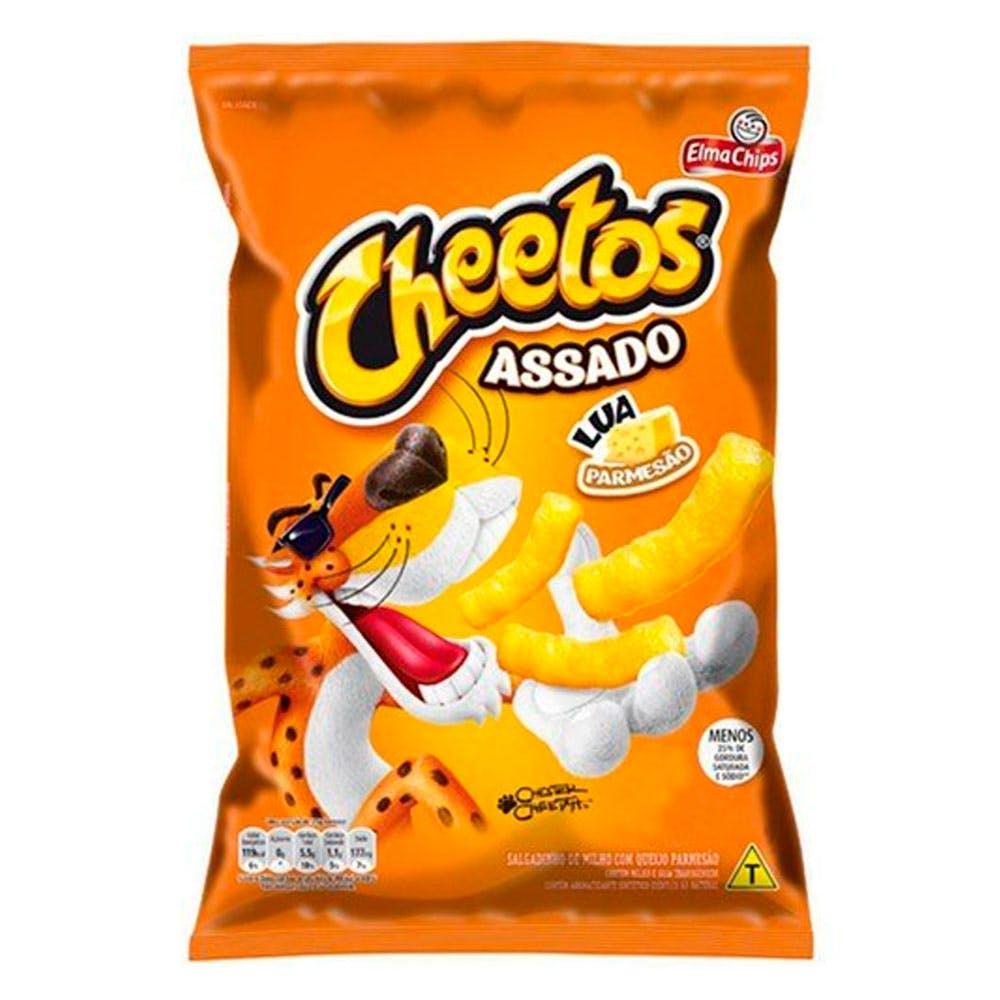 Cheetos Lua Parmesão 160g