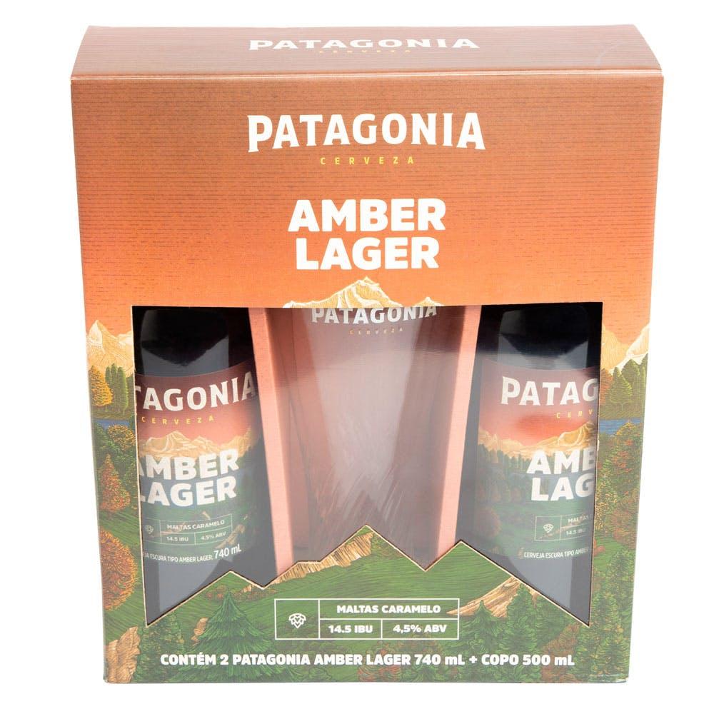 Kit Patagônia Amber Lager