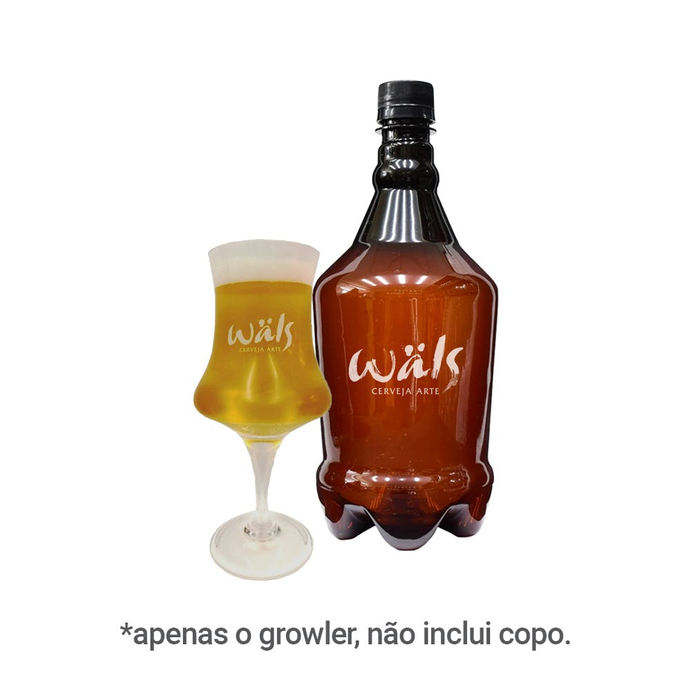 Growler Wäls Session Citra 1,89L
