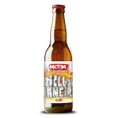 Motim Hoppy Lager 355ml