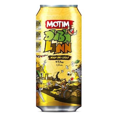 Motim Irish Dry Stout 473ml
