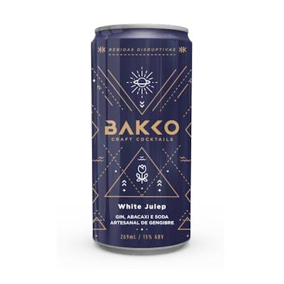Coquetel Artesanal Bakko Sabor Gin, Abacaxi e Gengibre 269ml