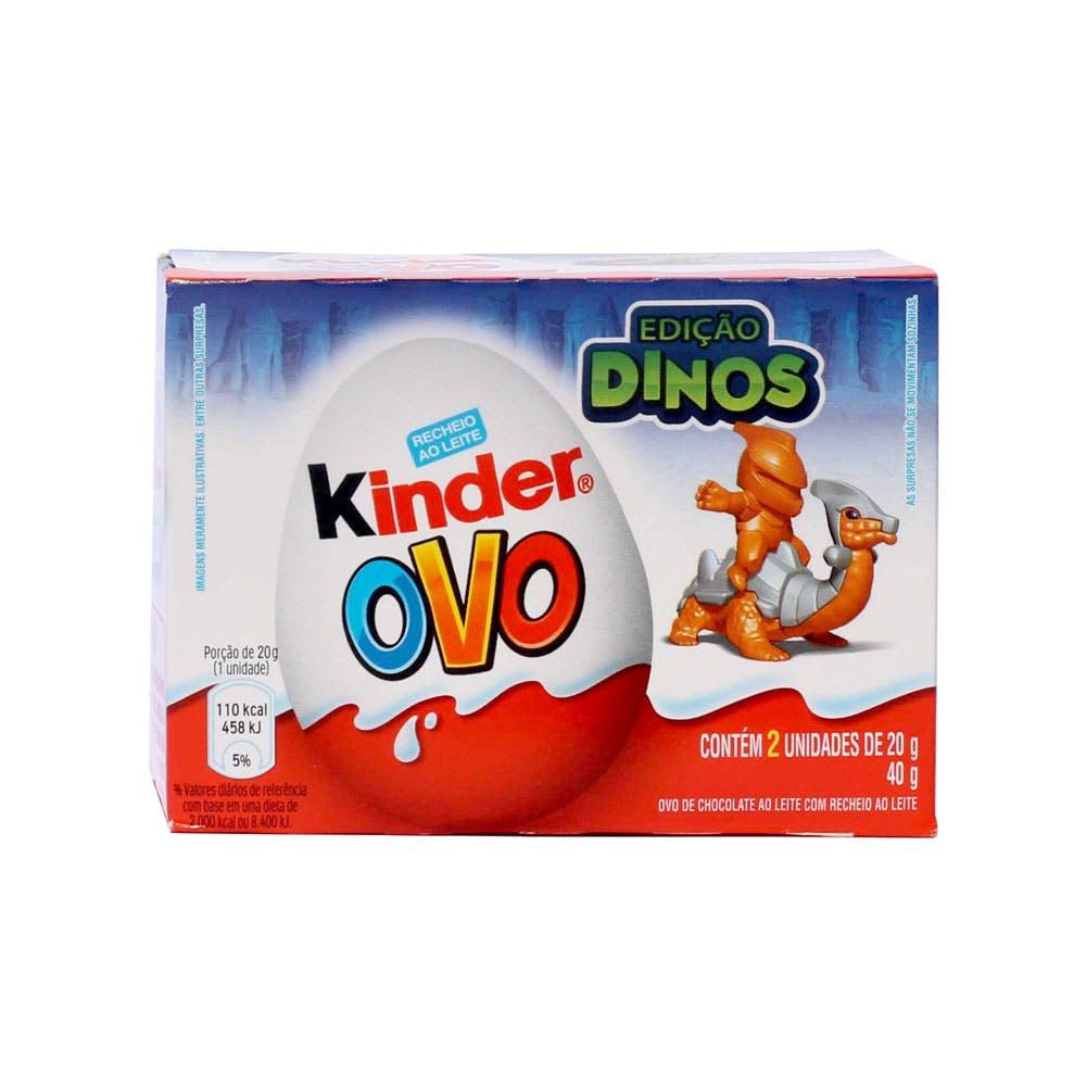 Kinder Ovo Menino 40g