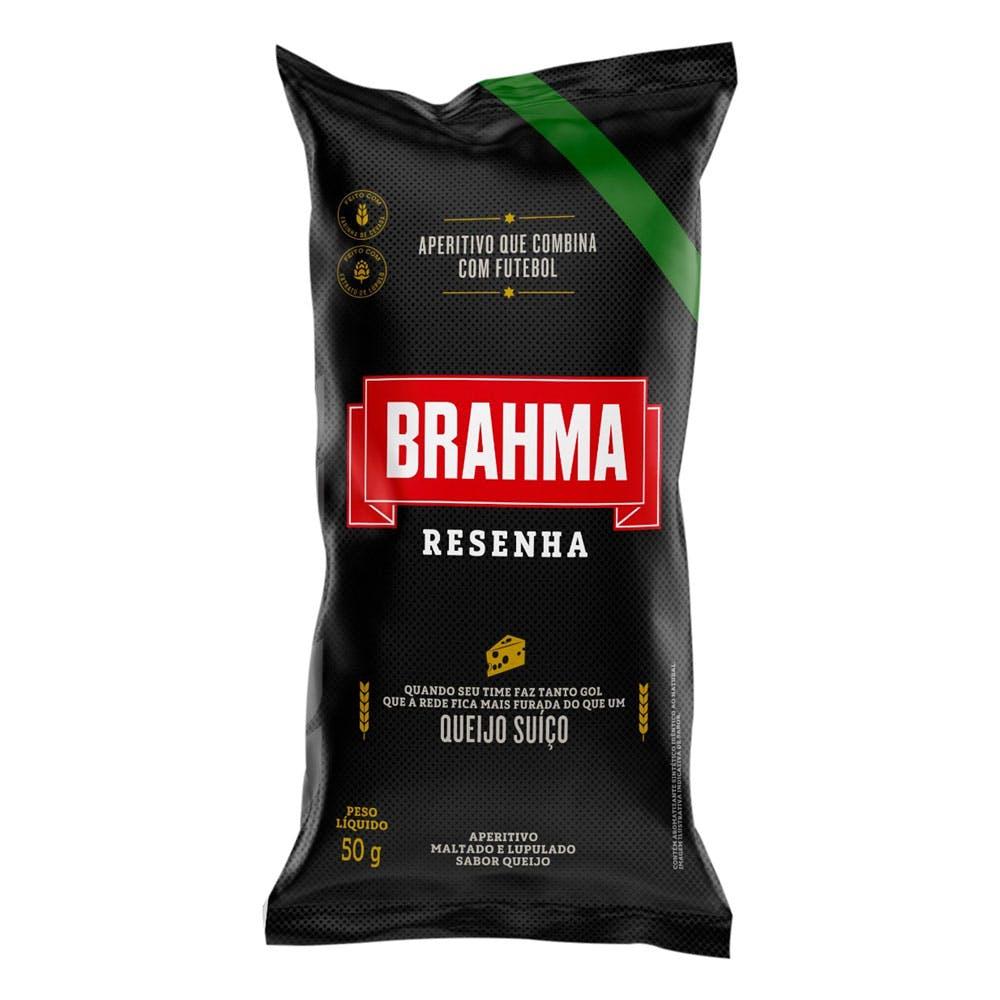 Petisco Brahma Resenha Queijo Suiço 50g