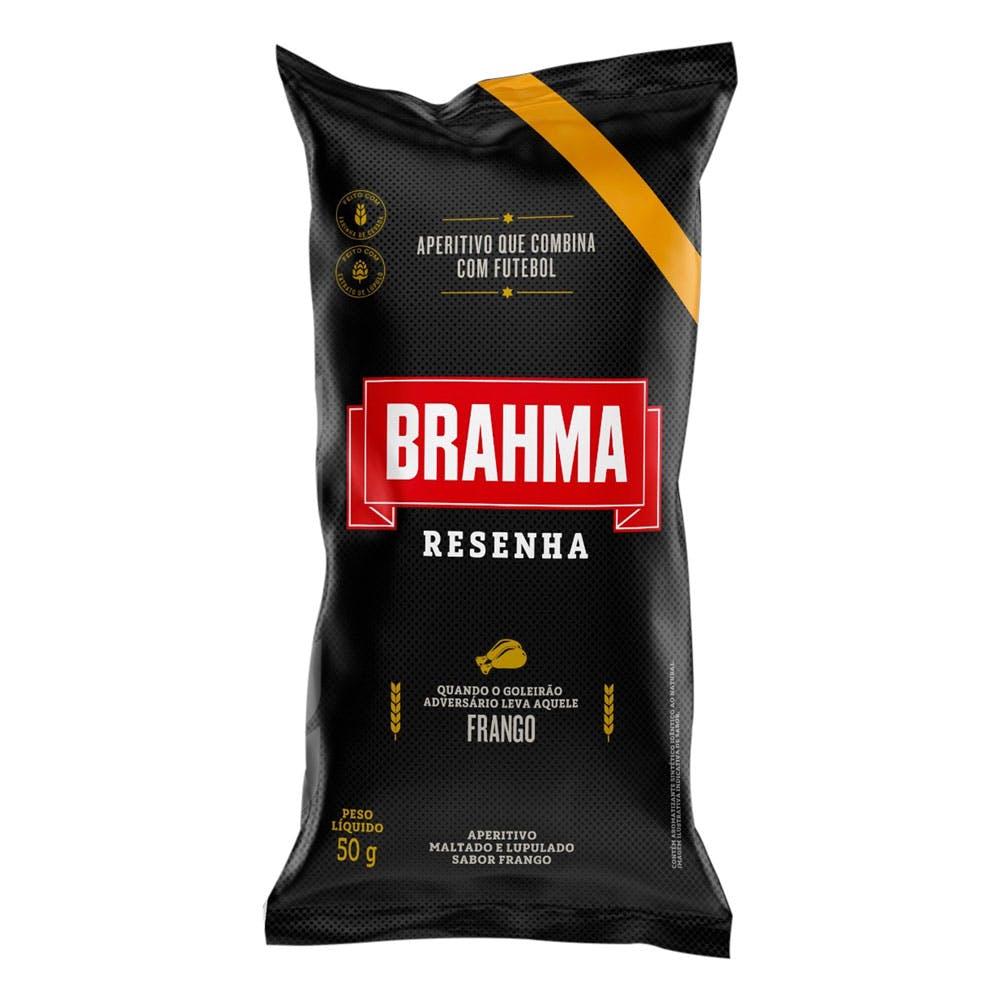 Petisco Brahma Resenha Frango 50g