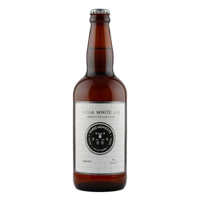 Three Monkeys White IPA 500ml